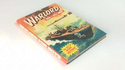 Warlord Book for Boys 1981 by Anon, Hardcover | 1981-01-01, Good