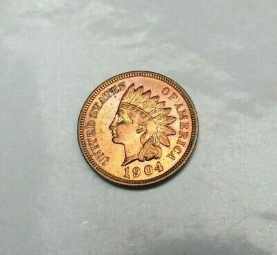1904 P Indian Head Cent Penny   *AG OR BETTER*   **FREE SHIPPING**