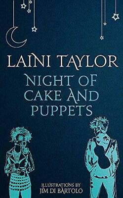 Night of Cake and Puppets: A Daughter of Smoke and Bone Novella (Daughter of Smo