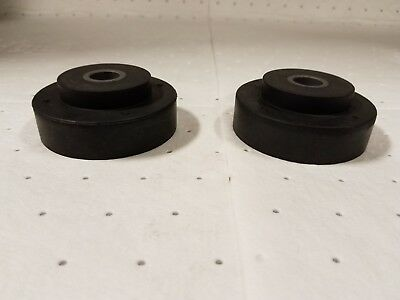 Set of 2 - M17430 Lower Motor Mount for Western Star - Replaces OEM 120043401