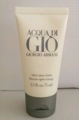 376ff5518e04 GIORGIO ARMANI ACQUA Di Gio After Shave Balm Men 2.5 Oz   75 Ml New ...