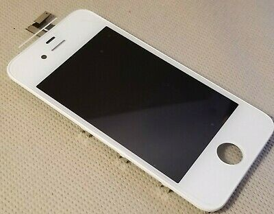 New Apple LCD Screen Replacement Touch Digitizer for iPHONE 4 CDMA A1349 - WHITE