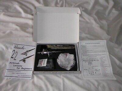 Paasche Airbrush Raptor Gravity Feed Airbrush Rg-35 - New Other