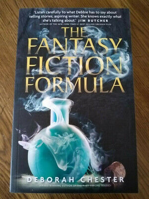 The Fantasy Fiction Formula by Deborah Chester Paperback