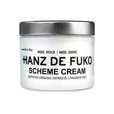 Hanz De Fuko Scheme Cream 2oz [ Fast Ship ]