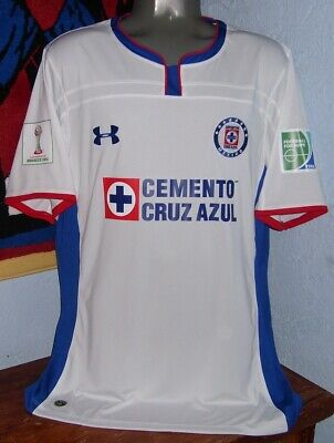 ac2ec2e74 Under Armour Cruz Azul Mexico World Clup Clubs 14 Gimenez Original Jersey  Shirt