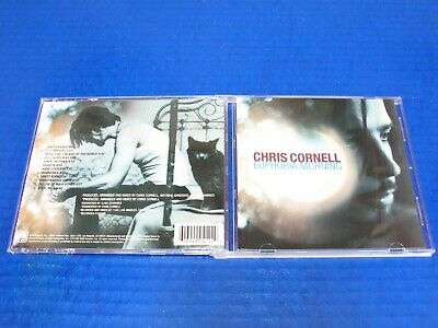 Chris Cornell - Euphoria Morning - 1999 Rock CD Excellent (Soundgarden)