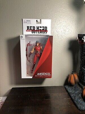 DC The New 52 Action Figure - Arsenal - NEW MINT