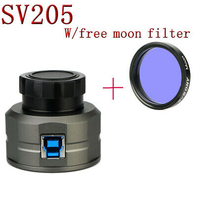 SVBONY SV205 8MP USB3.0 Electronic Eyepieces 1.25'' Astronomy Cameras&Telescopes