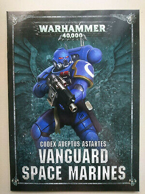 Shadowspear Codex Adeptus Astartes Vanguard Space Marines, Unboxed