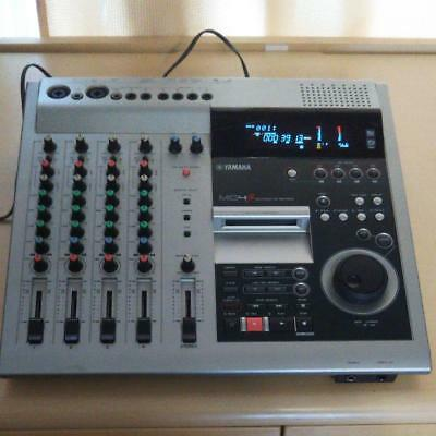 YAMAHA MD4S Multitrack MD Recorder with Power Supply Used from Japan