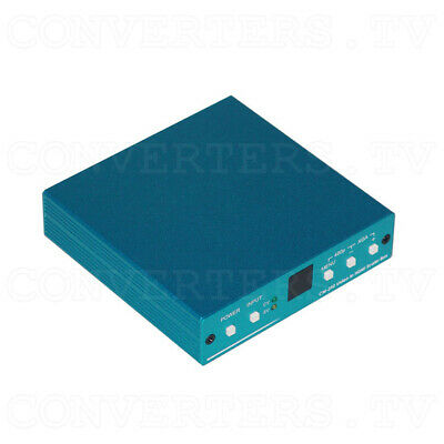 Video to HDMI Scaler Box   (FREE SHIPPING)  CM-392