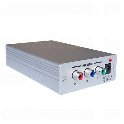 YPbPr to DVI-I Format Converter   (FREE SHIPPING)  CP-260D