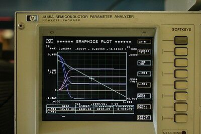 NewScope-5 LCD Display kit for HP Agilent 4145B Semiconductor Parameter Analyzer