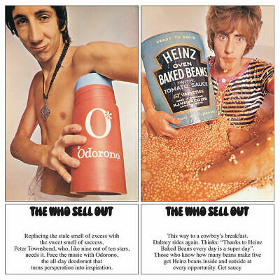 THE WHO Sell Out CD BRAND NEW Bonus Tracks