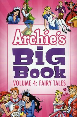 Archie's Big Book TPB (2017-) #4-1ST 2018 NM Stock Image