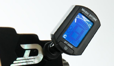MUSIC STORE AT-300B Clip-On Tuner