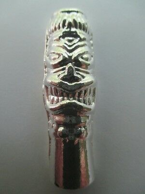 YPS Yeager's Poured Silver 2 oz .999+ Tiki 3D Bar - Serial #97 - RETIRED!