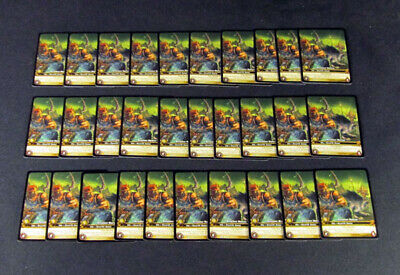 Ability Uncommon World of Warcraft WoW TCG Kill Command Outland 30 Lot of