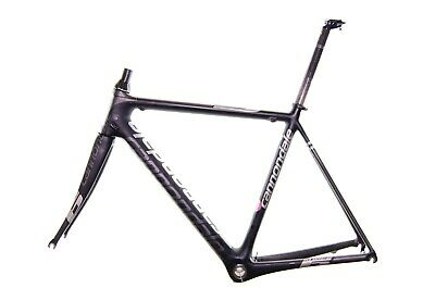 Set Cuadro Carbono Cannondale Supersix (Carbon Frame) (S/N:b05901)