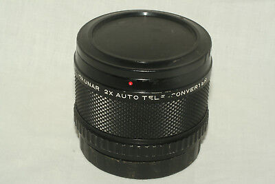 HB Rokunar 2X Auto Tele Converter for Hasselblad