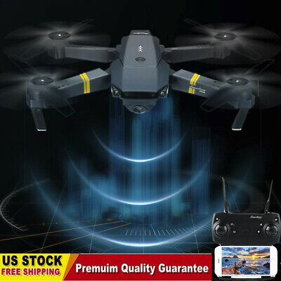 Cooligg S169 Quadcopter Drone 2MP 720P HD Selfie Camera WiFi FPV Foldable Arm US