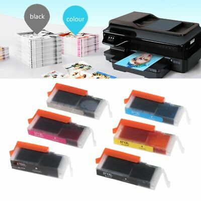PGI-570 CLI-571 Compatible Ink Cartridge For Canon PIXMA MG5750 MG5751 MG5752