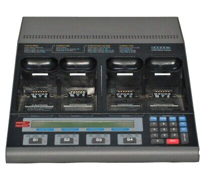 CADEX C7000-1 Battery Analyzer | Stations 1, 2, and 4 are Functional
