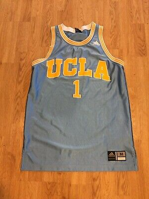 best website ddc00 46293 ADIDAS UCLA BRUINS 1 Replica Authentic Basketball Jersey ...