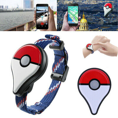 Go Plus Bluetooth Wristband Bracelet Watch  Band Game Accessory Gift for Nintend