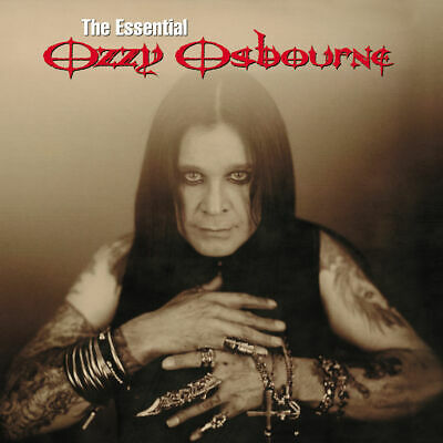 Ozzy Osbourne ESSENTIAL Best Of 29 Songs REMASTERED Collection NEW SEALED 2 CD