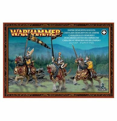 Warhammer: Age of Sigmar Free Peoples Demigryph Knights