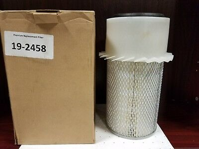 OEM Equivalent Replacement Sullair Air Filter Element_02250044-537_02250131-497