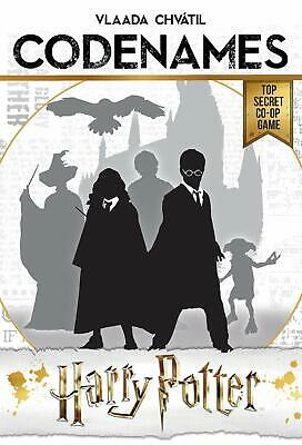 Codenames Harry Potter Edition - Board Card Family Party Game - USAopoly NEW