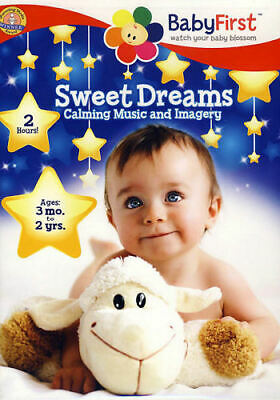 BabyFirst: Sweet Dreams - Calming Music & Imagery (DVD, 2013) - Disc Only