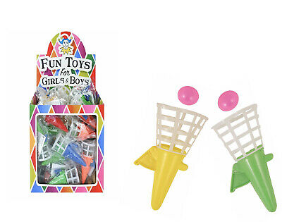 12 Mini Click and Catch Game Girls/Boys Birthday Party Favours/Loot Bags Fillers