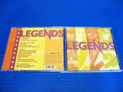 Time Life: Legends Good Golly -CD w/18 Trks Cream Uriah Heep Steelers Wheel 10cc