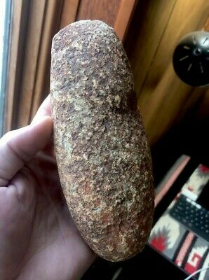 MLC s2819 Multi Colored OLD Stone CELT African Neolithic Paleolithic Artifact