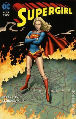 Supergirl TPB (2016- DC) By Peter David 2-1ST 2017 NM Stock Image