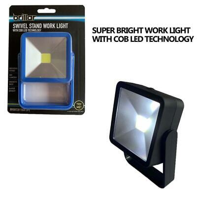 Work Lights Super Bright with COB Led Light Worklight Magnetic Base Swivel Stand