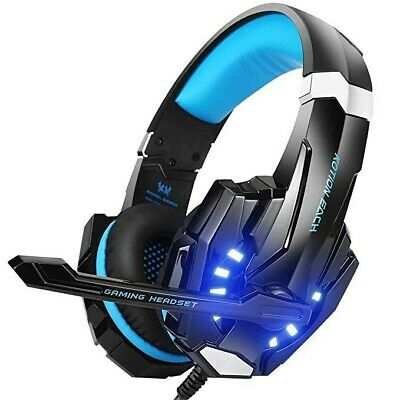 BENGOO G9000 Stereo Gaming Headset for PS4, PC, Xbox One Controller, Noise Ca...