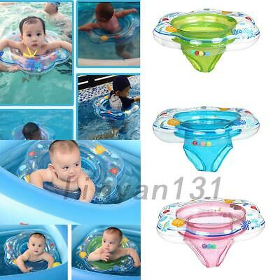 Quality Baby Inflatable Float Swimming Ring Trainer Safety Aid For 0-3YRS AU