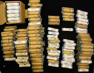 Original Unopened Bankwrapped BU Roll of 40 2007-D Jefferson Nickels