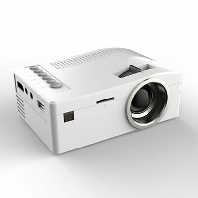 UC18 Micro Projector Entertainment Portable Home LED Wireless Projector RZ
