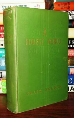 Salten, Felix A FOREST WORLD 1st Edition 1st Printing