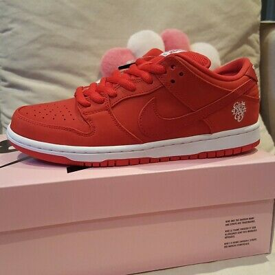 cd569cfe15b GIRLS DON T CRY Nike SB Dunk Low Pro QS sz US9.5 Verdy Wasted Youth ...