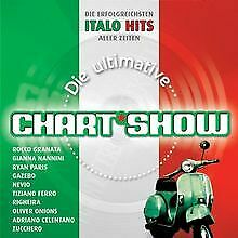 Die Ultimative Chartshow - Italo Hits von Various Artists | CD | Zustand gut