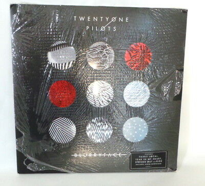 NIP TWENTY ONE PILOTS - BLURRYFACE NEW VINYL RECORD 2 LP Album download 548931-1