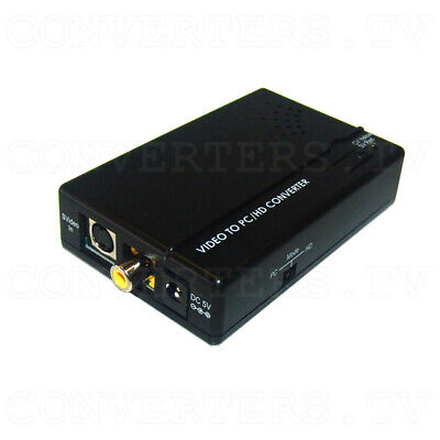 Video to PC/HD Converter   (3 Years Warranty)  CM-398M
