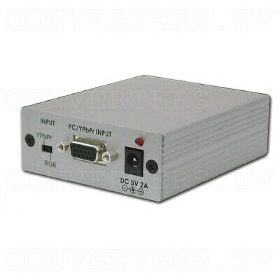 PC/HD With Audio to HDMI Format Converter   (3 Years Warranty)  CP-1261HS